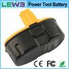 batterie sans fil de machine-outil de remplacement de 18V 2000mAh Ni-MH pour Dewalt DC9096