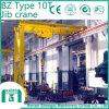 2016 la grue électrique BZ portatif dactylographient à grue de potence 10 tonnes