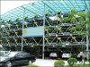 Garage automático del coche del sistema mecánico del estacionamiento