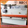 De hydraulische Scherende Machine QC12y-8X3200 van de Slinger