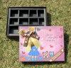Boîte de cadeau de empaquetage de biscuit délicieux