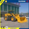 Cargador de la rueda de la capacidad de 5 toneladas con el CE para la venta