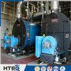 Sola caldera de agua caliente de la biomasa del tambor 4.2MW 1.0MPa de la combustión interna