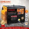 5kw генератор хода портативная пишущая машинка 4 электрический молчком тепловозный