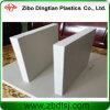 Tablero rígido blanco de la espuma del PVC para el fabricante del cuarto de baño