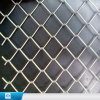 50X50 millimètre autoguident le jardin/frontière de sécurité galvanisée/par PVC enduite de maillon de chaîne