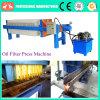 Prensa de filtro de petróleo de coco de Hydrulic del precio de fábrica para la venta