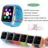 Reloj Bluetooth inteligente para iPhone y Android Teléfono (K68h)