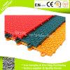 Mattonelle di pavimento di plastica di collegamento esterne della corte di sport di ping-pong dei pp