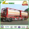 3 Aanhangwagen van de Tanker van de Opschorting van de Lucht van assen de Zure