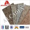 Dibond Pared de piedra Revestimiento de panel compuesto (ACP)