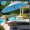 Parapluie extérieur 3m de jardin de Sun de jardin de parasol de polyester durable chinois de parapluie
