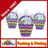 El regalo Cesta-Shaped de papel de Pascua empaqueta (210231)