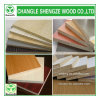 평야 또는 Melamine Particle Board