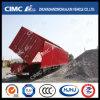 Cimc Huajun 3axle Van/Box Seite-Tipping Trailer