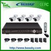 Kit de Sistema de Vigilancia CCTV 4 canales (BE-8104V4RI)