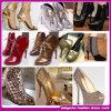 2015方法セクシーな水晶花嫁の結婚式Shoes/16cmのハイヒールはポンプでくむ(S-147)