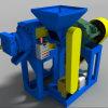 Gummischleifer-Gummireifen-Brecheranlage-automatisches Reifen-Abfallverwertungsanlagedes chip-Cqj-280