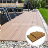 Fissure-Résister au composé en plastique en bois des prix de constructeur WPC