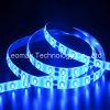 Tira azul de la luz del LED de iluminación de la decoración de SMD5630 los 60les/M LED