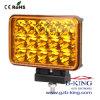6 lámpara de trabajo de la pulgada IP67 6000k LED