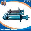 Pompa centrifuga dei residui guidata asta cilindrica verticale