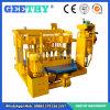 Petite machine de brique de Qmy4-30A, petite machine de fabrication de brique