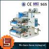 Ytb-2600 2-Color Élevé-Speed Film T-Shirt Bag Flexo Printing Machine