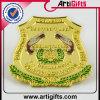MetallPin Badge Plated Gold mit Customer Design