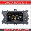 GPS를 가진 Toyota Yaris 2012년, Bluetooth를 위한 특별한 Car DVD Player. A8 Chipset Dual Core 1080P V-20 Disc WiFi 3G 인터넷 (CY-C146로)