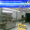 Automatic Linear Bottle Essential Oil Filling Capping Machine Line