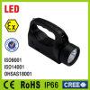 Lumière portative anti-déflagrante de recherche d'IP66 3W LED