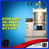 Haute presse hydraulique automatique d'huile d'amandes d'Efficienty à vendre