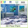 Pintura ácida anti del suelo de la resina del epóxido 3D
