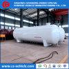 Boven de Tanker van LPG van de Gashouder 25tons van LPG van de Grond 50000L