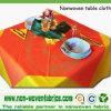 Pano de tabela não tecido de Spunbonded; Pano de tabela de TNT (NONWOVEN-SS03)