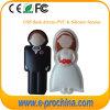 1GB, 2GB, 4GB, 8GB, 16GB 32GB de PromotieAandrijving van de Flits van de Giften USB van het Huwelijk