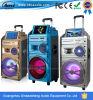 Altavoz portable de Bluetooth de la carretilla del precio barato con la venta al por mayor de la fábrica de DVD