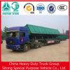 China 3 Axle Dump Trailer Side Dump Trailer mit Hydraulic Cylinder