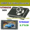 Nuevo G-Sensor 1080P Car Video Recorder