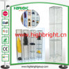 1980 x 305 x 305 Zinc e Colour Wire Mesh Lockers