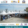 giardino Tent di 3X3m Aluminum Clear Gazebo per Outdoor Use