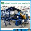 Pneu de rebut réutilisant pour huiler la machine/matériel médical de disposition de déchets solides