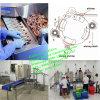 Hoch entwickelte Garnele-Schalen-Maschine, Garnele Peeler, Garnele-Schalen-Gerät