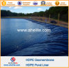 Environmental Protection SanitationのためのスムーズなSurface HDPE Geomembrane