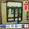 Ausgeglichenes Glas-Montage-Aluminiumfenster