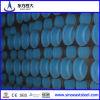 Stahl verstärktes Rohr HDPE doppel-wandiges gewölbtes Rohr