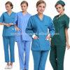 Le nouvel uniforme d'hôpital de la Chine de modèle frottent l'infirmière de costume frottent le dessus et le pantalon