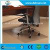 Couvre-tapis de présidence de bureau pour le tapis/plancher avec la transitoire ou sans transitoire