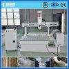 Ww1325-R 3D CNC talla de madera de la máquina con motores paso a paso